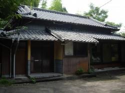 日本昔話に出るような家