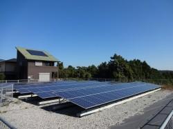 太陽光発電。それは天空の金貨。